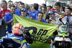 Tercero, Maverick Viñales, Team Suzuki Ecstar MotoGP, Cal Crutchlow, Team LCR Honda