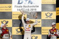 Подіум: Чемпіон 2016, Марко Віттман, BMW Team RMG, BMW M4 DTM