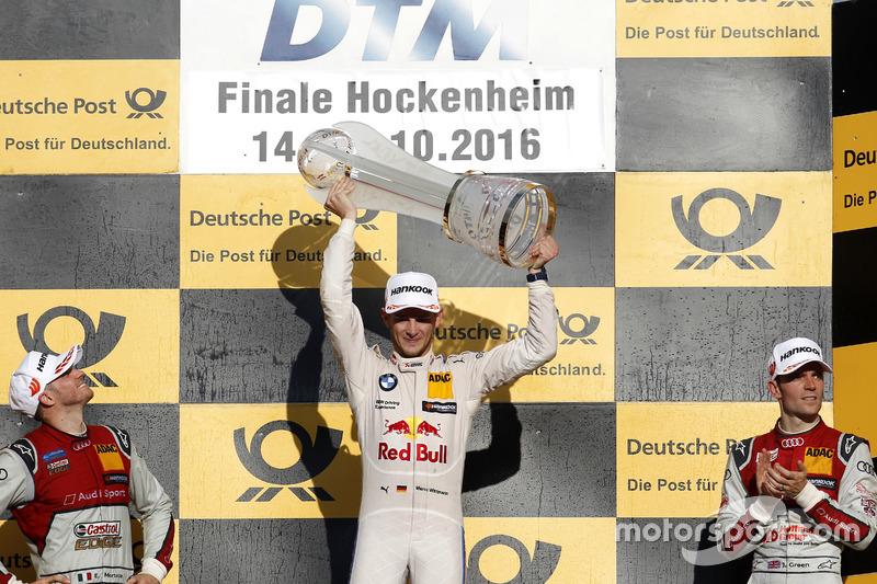 2016: Marco Wittmann (BMW)