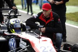 Джоэль Эрикссон, Motopark Dallara F312 - Volkswagen и Джимми Эрикссон