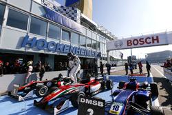 Racewinnaar Lance Stroll, Prema Powerteam Dallara F312 - Mercedes-Benz