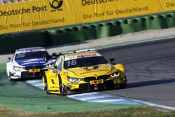 Тимо Глок, BMW Team RMG, BMW M4 DTM.