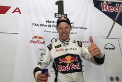 Weltmeister: Mattias Ekström, EKS RX