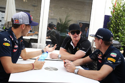 Пієрр Гаслі, Red Bull Racing, Конор Дейлі, Макс Ферстаппен, Red Bull Racing