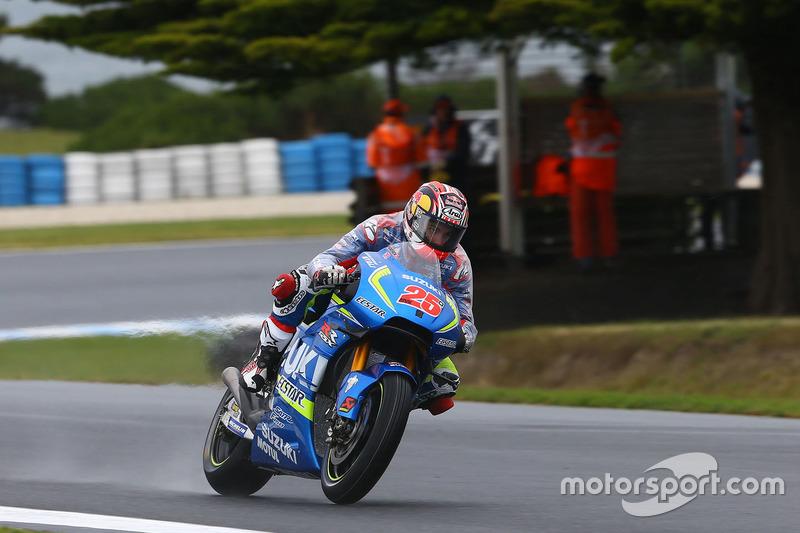 13. Maverick Viñales, Team Suzuki Ecstar MotoGP