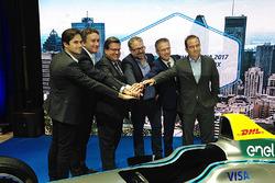 Montréal ePrix announcement