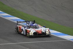 #41 Greaves Motorsport Ligier JSP2 - Nissan: Memo Rojas, Julien Canal, Nathanaël Berthon