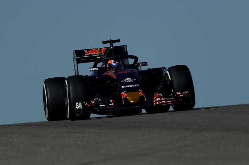 13. Даниил Квят, Scuderia Toro Rosso STR11
