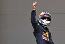 Qualifying: third place Daniel Ricciardo, Red Bull Racing