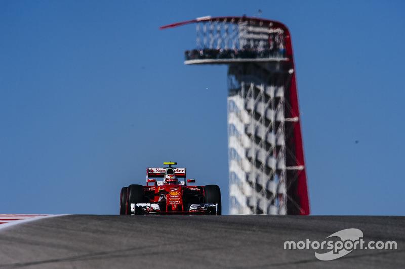 5º Kimi Raikkonen, Ferrari SF16-H