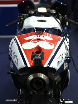 Bike of Mike Jones, Avintia Racing