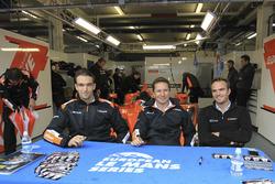 #38 G-Drive Racing, Gibson 015S-Nissan: Simon Dolan, Giedo van der Garde, Harry Tincknell