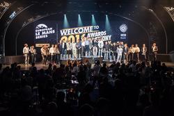 Die Champions aller Klassen der ELMS-Saison 2016