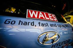 Дани Сордо и Марк Марти, Hyundai i20 WRC, Hyundai Motorsport