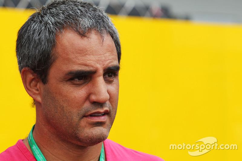 Juan Pablo Montoya (früherer F1-Fahrer)