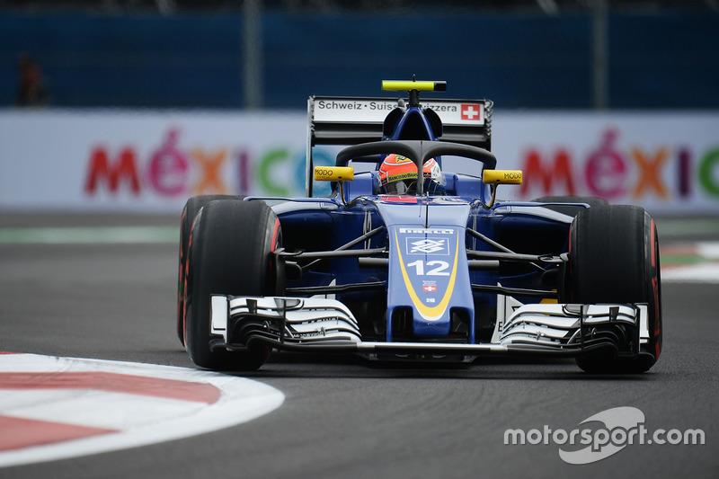 Sauber C35, Фелипе Наср