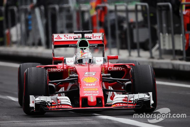 7. Себастьян Феттель, Ferrari SF16-H