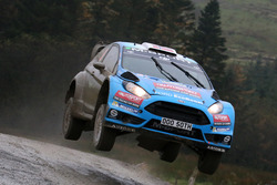 Mads Ostberg, Ola Floene, Ford Fiesta RS WRC, M-Sport World Rally Team
