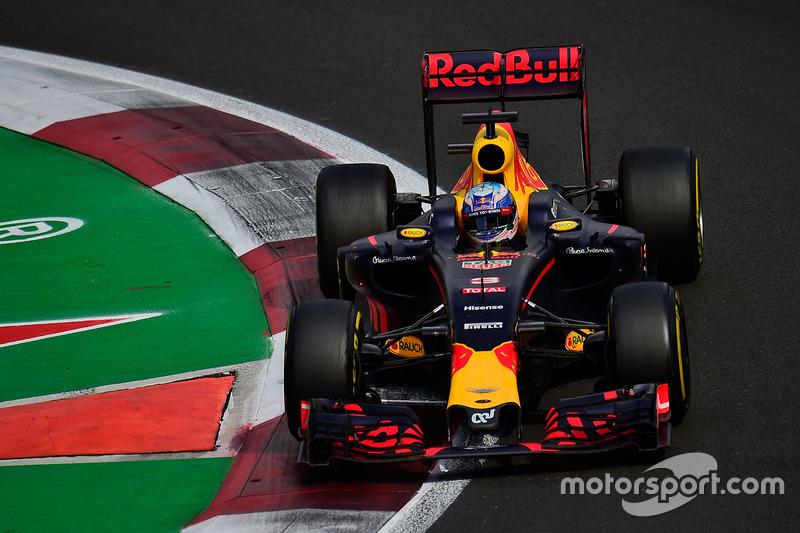 Vuelta rápida de Ricciardo