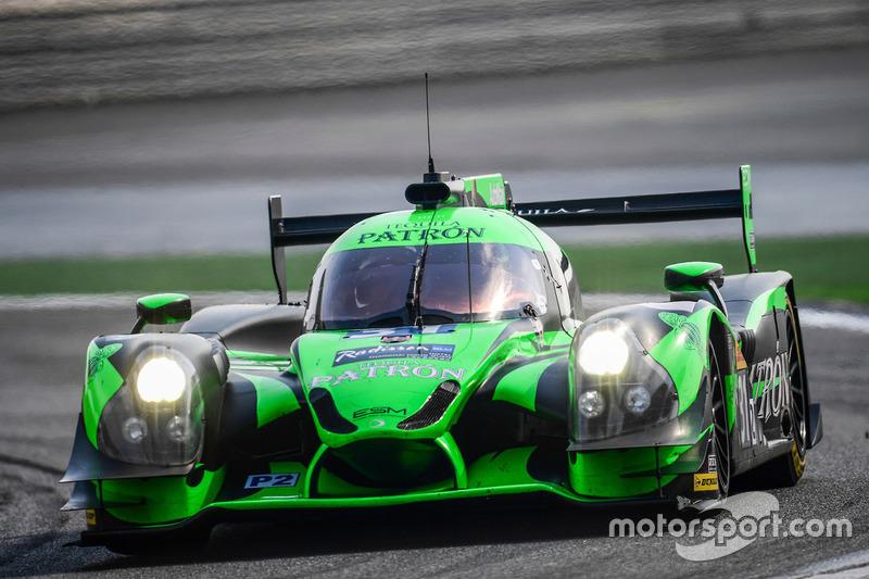 5. LMP2: #31 Extreme Speed Motorsports, Ligier JS P2 Nissan