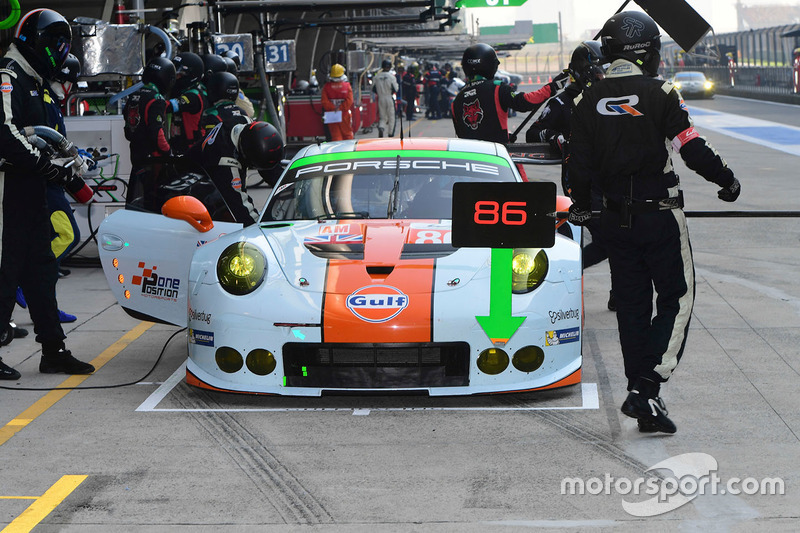 6. LMGTE-Am: #86 Gulf Racing, Porsche 911 RSR