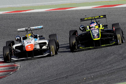 Dorian Boccolacci, Teo Martin Motorsport; Ferdinand Habsburg, Drivex School