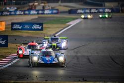 #35 Baxi DC Racing, Alpine A460 Nissan: David Cheng, Ho-Pin Tung, Paul-Loup Chatin