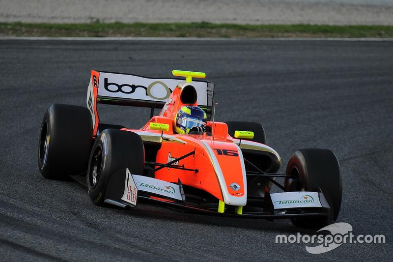 Formel V8 3.5: AVF, Dallara-Zytek T12