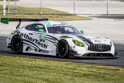 #50 Riley Motorsports, Mercedes AMG GT3: Thomas Jäger