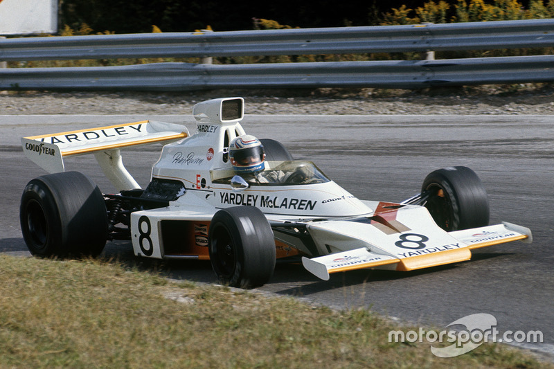 1973: Peter Revson, McLaren M23 Ford