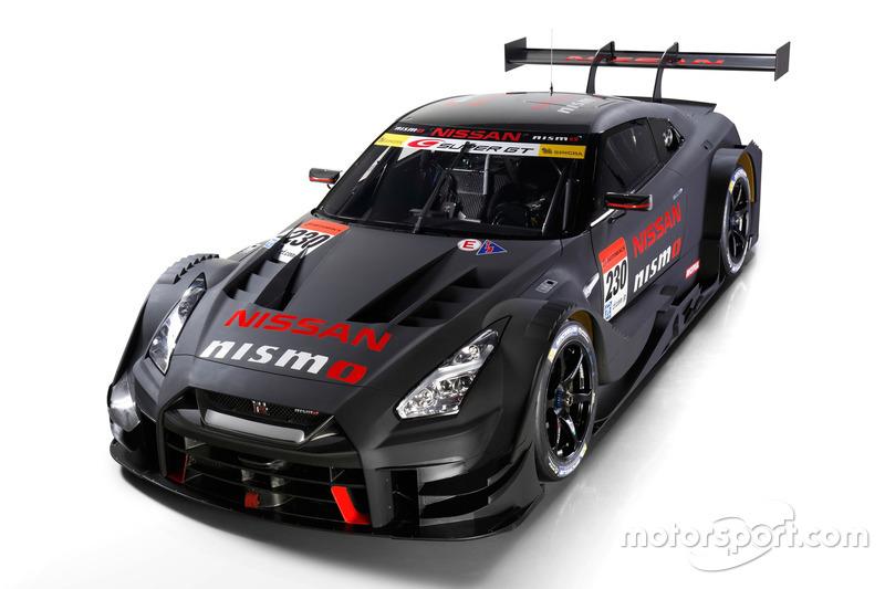 Der neue Nissan GT-R NISMO GT500 für 2017