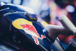 Bike detail of Mika Kallio, Red Bull KTM Factory Racing