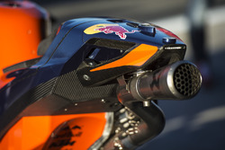 Motorrad von Mika Mika Kallio, Red Bull KTM Factory Racing