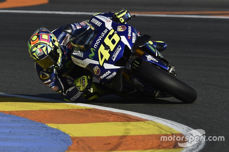 3: Валентино Россі, Yamaha Factory Racing