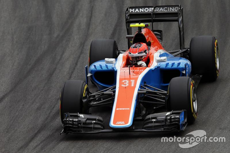 Esteban Ocon, Manor Racing, 1.13.432