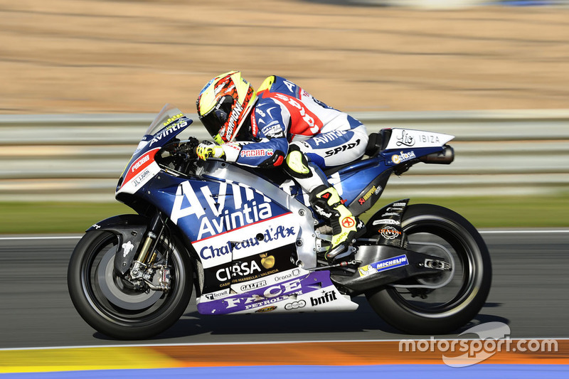 13: Ектор Барбера, Avintia Racing