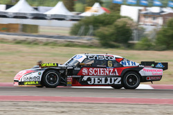 Guillermo Ortelli, JP Racing, Chevrolet