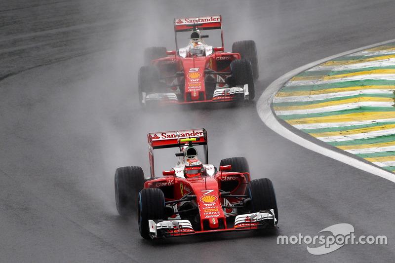 3 - Ferrari