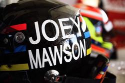 Joey Mawson helmet