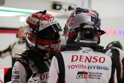 Sébastien Buemi, Kazuki Nakajima, Toyota Racing