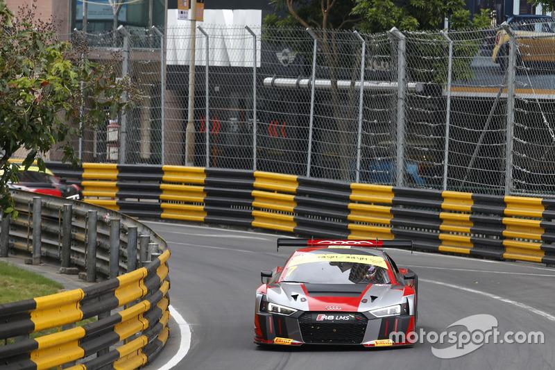 16. Edoardo Mortara, Audi Sport Team WRT, Audi R8 LMS
