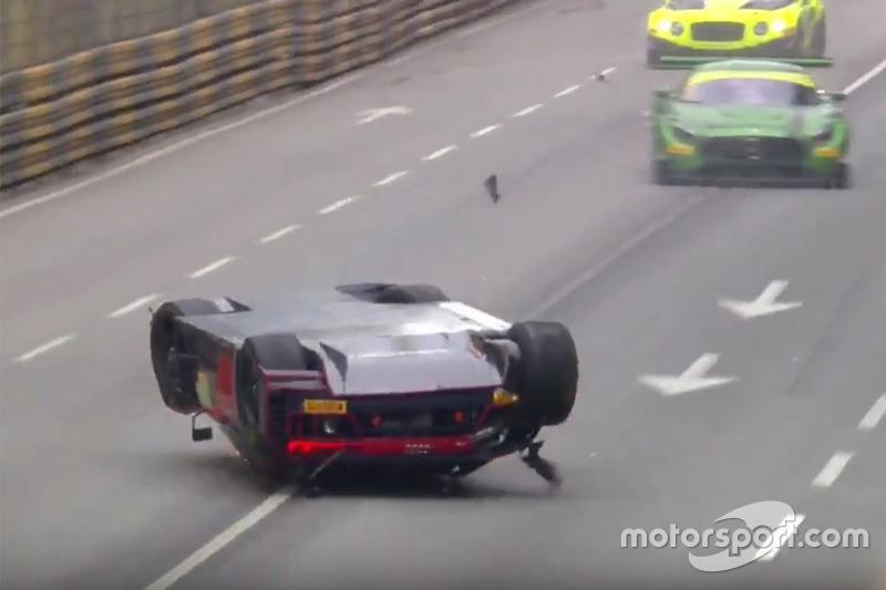 Wie zette de wereld op zijn kop door op deze manier de GT-race in Macau te winnen?