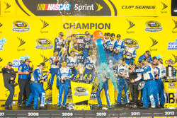 Sieger und Champion 2016: Jimmie Johnson, Hendrick Motorsports, Chevrolet