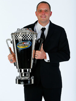 Truck-Champion 2016: Johnny Sauter, GMS Racing Chevrolet