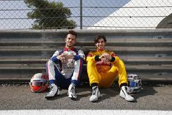 Luca Ghiotto, Trident y Antonio Giovinazzi, PREMA Racing