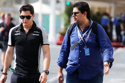 Alfonso Celis Jr., Sahara Force India F1 Gelişim Pilotu