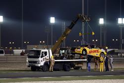 Tom Coronel, Roal Motorsport, Chevrolet RML Cruze TC1 gestopt op de baan