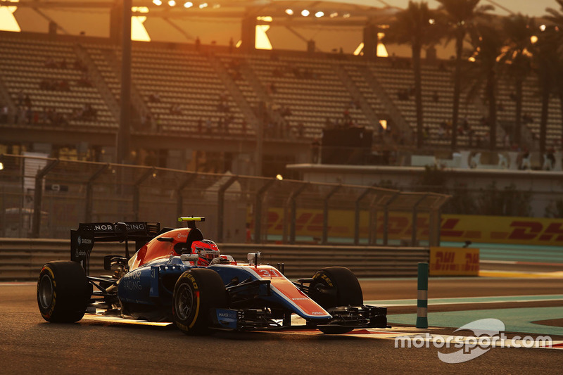 20º Esteban Ocon, Manor Racing MRT05