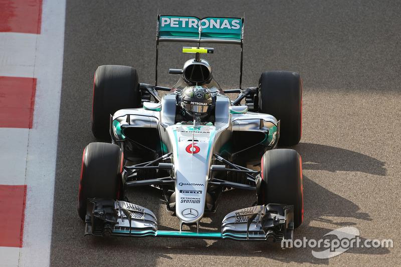 Formel 1: Mercedes AMG Petronas, Mercedes F1 W07