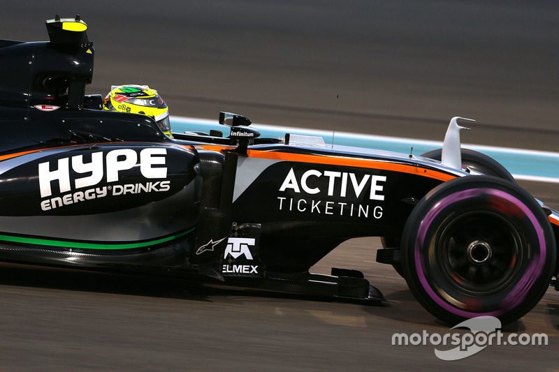 8º Sergio Pérez, Sahara Force India F1